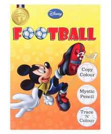 Mickey Mouse and Friends - Sports Special Football 3 in 1