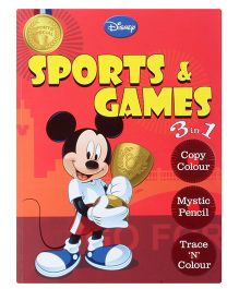 Mickey Mouse and Friends - Sports Special Sports and Games 3 in 1