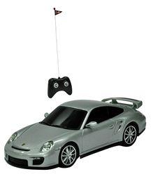 Dickie - Remote Control Porsche 911 GT2 Silver