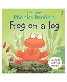 Usborne - Frog On A Log