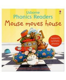 Usborne - Mouse Moves House
