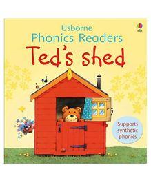 Usborne - Teds Shed