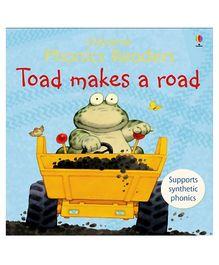 Usborne - Toad Makes A Road