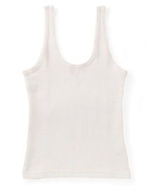 Bodycare - White Thermal Vest