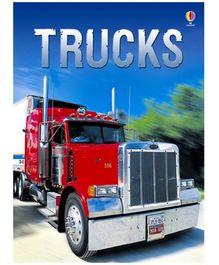 Usborne -Trucks Knowledge Book