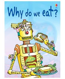 Usborne -Why Do We Eat