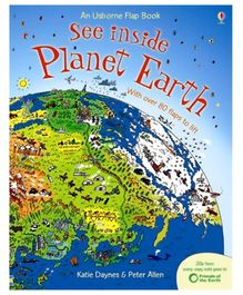 Usborne- See Inside Planet Earth