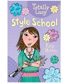 Usborne - Style School Story Book