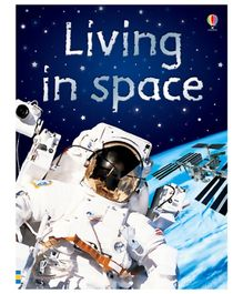Usborne -Living in Space Book