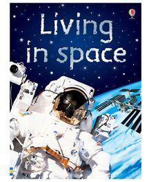 Usborne -Living in Space Book