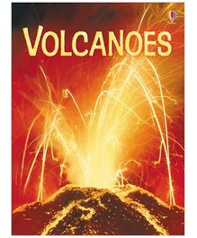 Usborne - Beginners Volcanoes Book