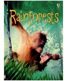 Usborne - Rainforests