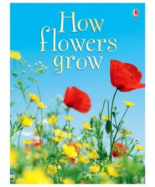 Usborne - How Flowers Grow Guide Book
