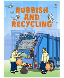Usborne- Rubbish and Recycling Book