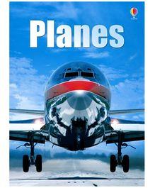 Usborne- Planes Book