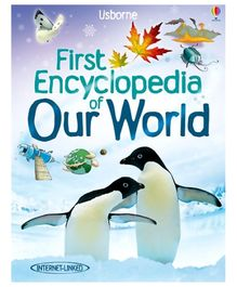 Usborne - First Encyclopedia Of Our World