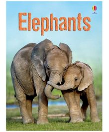 Usborne - Elephants Book
