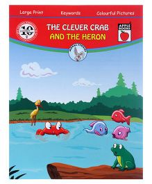 Apple Books - The Clever Crab and the Heron Story Book