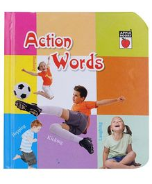 Apple Books - Action Words Book