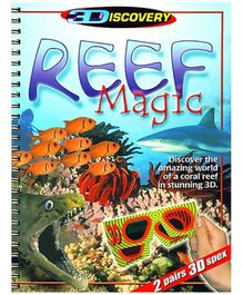 Scholastic - 3D Discovery Reef Magic Book