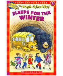 Scholastic - Magic School Bus Sleeps For The Winter Level 2