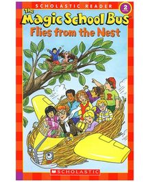 Scholastic - Magic School Bus Flies From The Nest Level 2