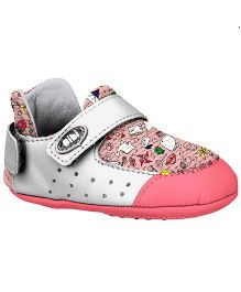 Elefantastik Baby Sneakers White And Rosa Chicle