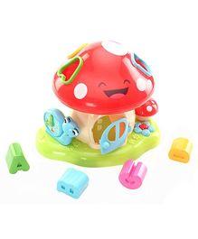 Beebop - My Activity Mushroom