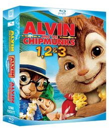 20Th Century Fox - Alvin And The Chipmunks 1 2 And 3