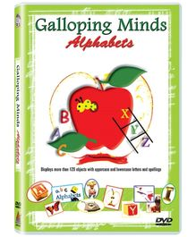 Excel Home Ent - Galloping Minds Alphabets