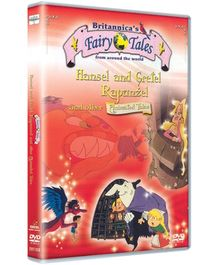 Excel Home Ent DVD Hansel And Gretel Rapunzel - English