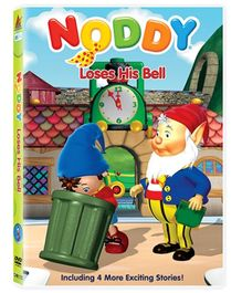 Excel Home Ent DVD Noddy Loses His Bell And Other Stories - English