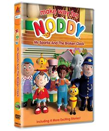 Excel Home Ent DVD Noddy Mr Sparks And Broken Clock And Other Stories