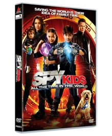 Picture Work - Spy Kids 4 DVD