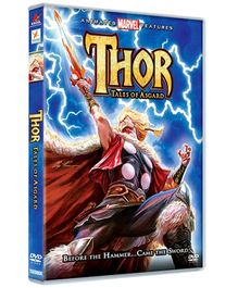 Toonz - Thor Tales of Asgard DVD