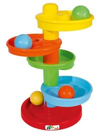 ABC Baby Ball Drop Toy