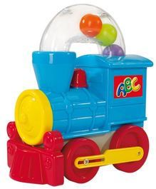 ABC Funny Train Toy