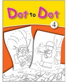 Pegasus Dot To Dot 4 Book - English