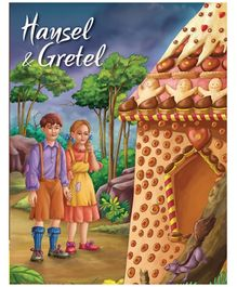 Pegasus Hansel and Gretel Story Book - English