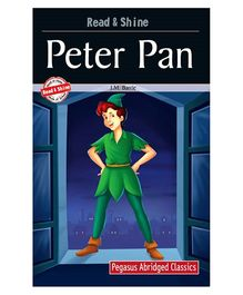 Pegasus Abridged Classic Peter Pan - English