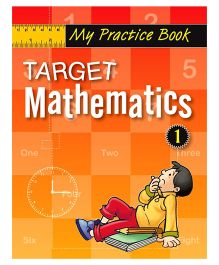 Pegasus My Practice Book Target Mathematics 1 - English