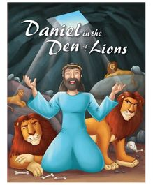 Pegasus Story Book Daniel In The Den Of Lions - English
