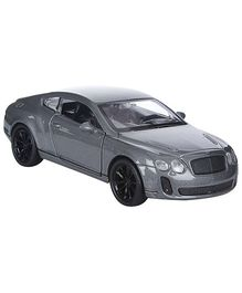 Welly - Continental Super Sports Bentley Dark Grey