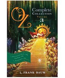 Simon & Schuster - Oz, the Complete Collection, Volume 3