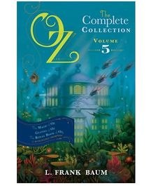 Simon & Schuster - Oz the Complete Collection Volume 5
