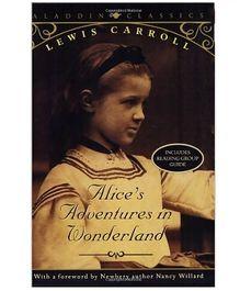 Simon And Schuster - Alice Adventures In Wonderland Book