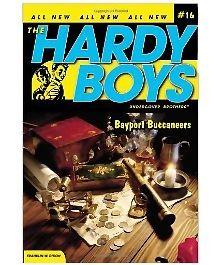Simon & Schuster - Bayport Buccaneers Story Book