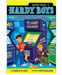 Hardy Boys - Trouble at the Arcade