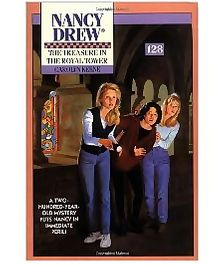 Nancy Drew - The Treasure in the Royal Tower