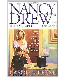 Nancy Drew - The Baby-Sitter Burglaries